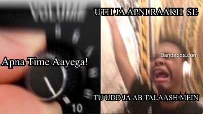 Every time Apna Time Aayega comes on🔥🔥