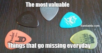 If you are a guitarist you know #guitar #pick mikhai