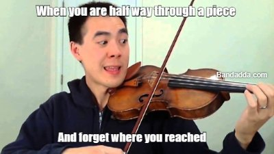 Have you been there? #music #violin #musician #violinist #no