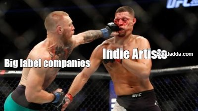 The struggle in the real world #indie #artists #indiemusic #